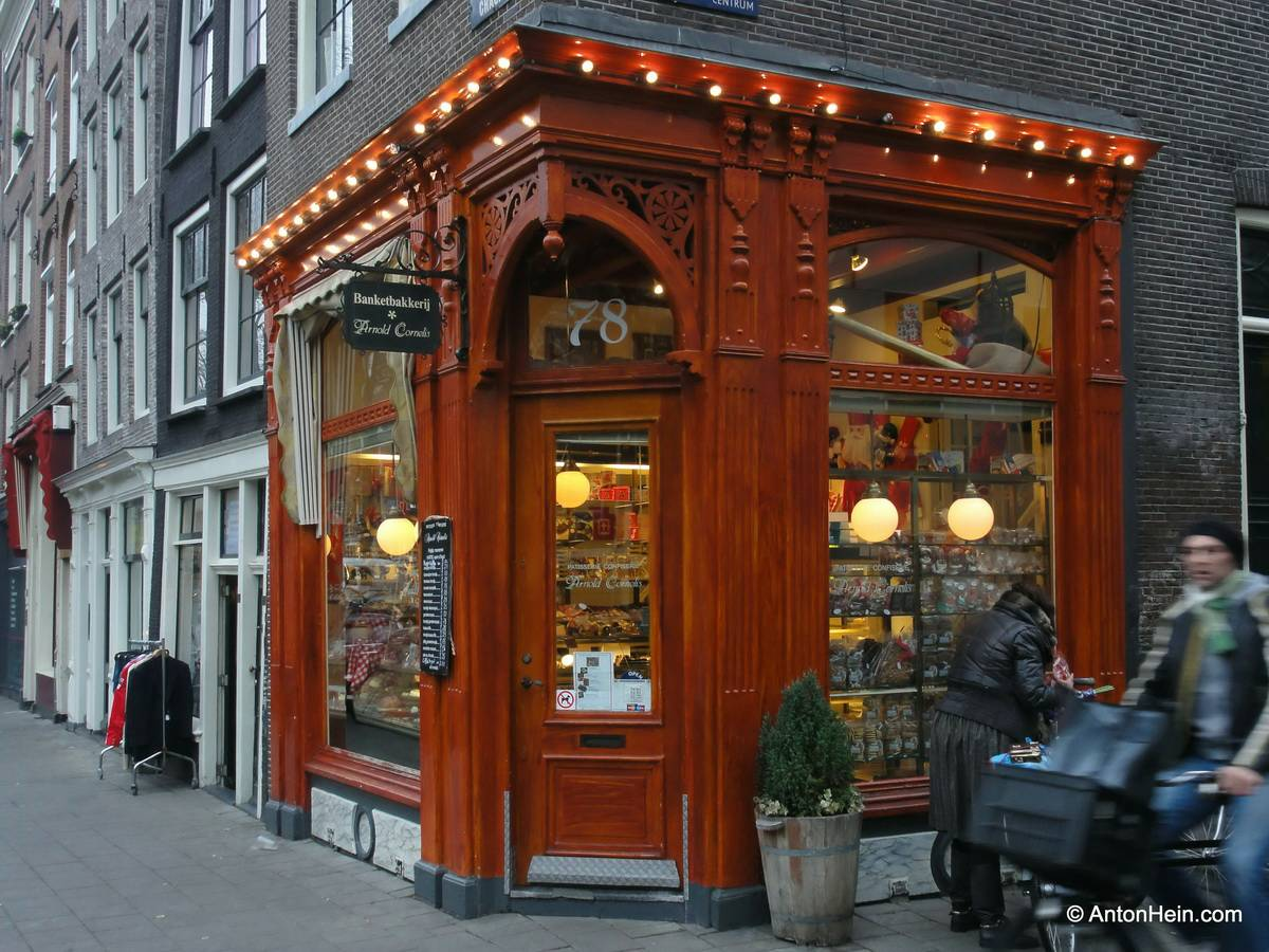 Pastry Shop, Amsterdam